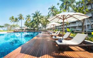 The Regent Cha Am Beach Resort, Hua Hin, Üdülőközpontok  Csaam - big - 40