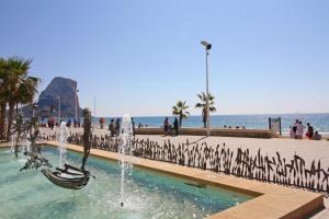 Eurosol Costa Calpe, Appartamenti  Calpe - big - 10