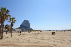 Holiday Apartment Calpe Playa, Apartments  Calpe - big - 8