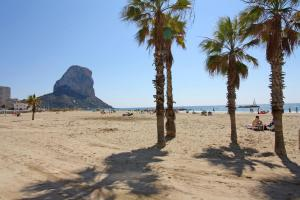 Holiday Apartment Calpe Playa, Apartments  Calpe - big - 9