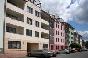 Apartment U Krále Barákova 575