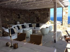 Villa Panorama, Vily  Panormos Mykonos - big - 17