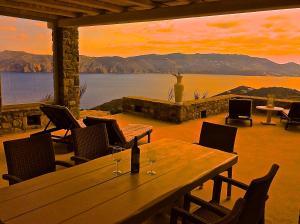 Villa Panorama, Виллы  Панормос-Миконос - big - 13
