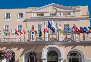 Hotel Quisisana, Hotels  Capri - big - 51