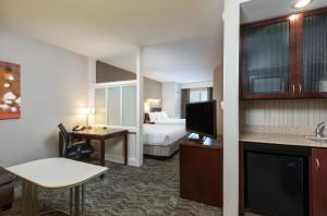 SpringHill Suites Indianapolis Fishers, Hotels  Indianapolis - big - 3