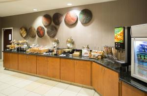 SpringHill Suites Indianapolis Fishers, Hotels  Indianapolis - big - 16