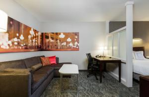 SpringHill Suites Indianapolis Fishers, Hotels  Indianapolis - big - 6