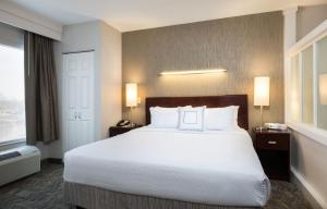 SpringHill Suites Indianapolis Fishers, Hotels  Indianapolis - big - 8