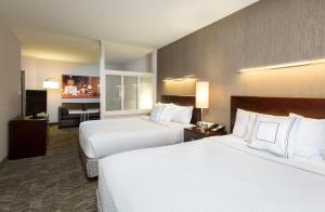 SpringHill Suites Indianapolis Fishers, Hotels  Indianapolis - big - 9