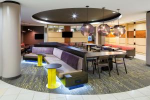 SpringHill Suites Indianapolis Fishers, Hotels  Indianapolis - big - 20
