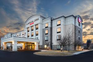SpringHill Suites Indianapolis Fishers, Hotels  Indianapolis - big - 1