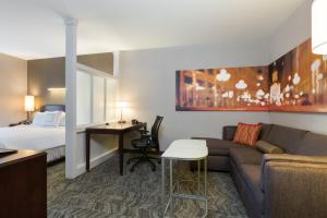 SpringHill Suites Indianapolis Fishers, Hotels  Indianapolis - big - 14