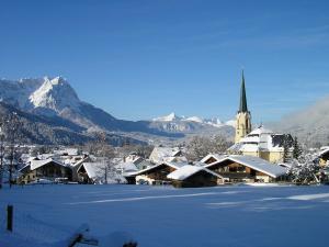 Alpin Ferienwohnungen Garmisch - Partenkirchen