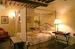 Antico Podere Marciano, Ferienhöfe  Barberino di Val d'Elsa - big - 4