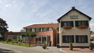 Landhotel Alberts, Маастрихт