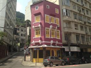 Maison De La Plage Copacabana, Penzióny  Rio de Janeiro - big - 81