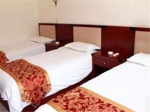 Yijie Hotel Wuling Mountain Longxi Villa, Hotel  Miyun - big - 15