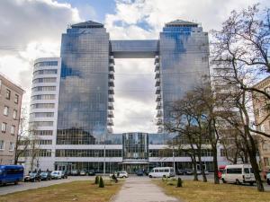 Khortitsa Palace Hotel, Отели  Запорожье - big - 1