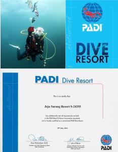 Jeju Sarang Pension and PADI Dive