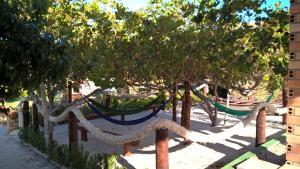 Pousada Rancho das Dunas, Kunyhók  Santo Amaro - big - 33