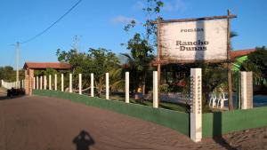 Pousada Rancho das Dunas, Kunyhók  Santo Amaro - big - 37