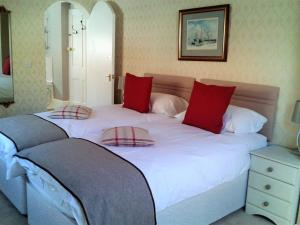 Keats Cottage, Bed & Breakfast  Shanklin - big - 42