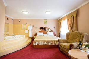Отель Буковина - фото 16