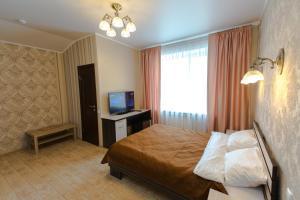 Отель Хижина - фото 11