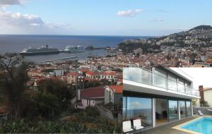 Villa Boa Vista, Dovolenkové domy  Funchal - big - 1