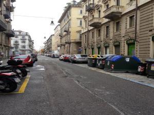 Blu Magenta, Apartmanok  Torino - big - 11