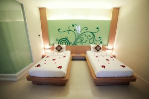 Vientiane Hemera Hotel, Hostince  Vientiane - big - 5