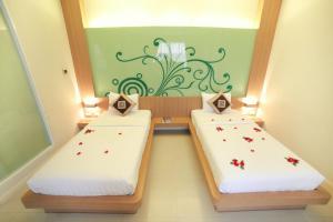 Vientiane Hemera Hotel, Hostince  Vientiane - big - 3