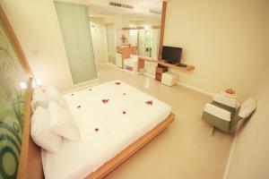 Vientiane Hemera Hotel, Hostince  Vientiane - big - 8