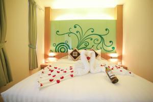 Vientiane Hemera Hotel, Hostince  Vientiane - big - 13