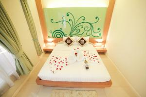 Vientiane Hemera Hotel, Hostince  Vientiane - big - 14