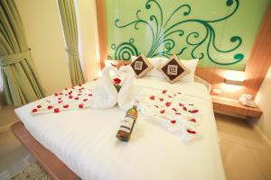 Vientiane Hemera Hotel, Hostince  Vientiane - big - 15