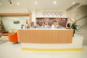 Vientiane Hemera Hotel, Hostince  Vientiane - big - 31