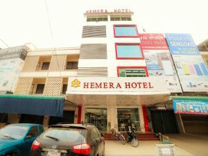 Vientiane Hemera Hotel, Hostince  Vientiane - big - 30