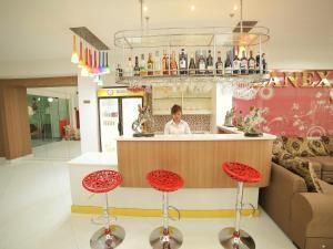 Vientiane Hemera Hotel, Hostince  Vientiane - big - 27