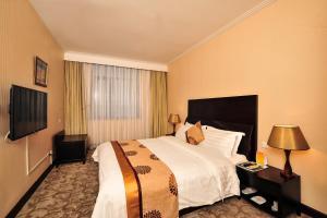 Dalian Friendship Hotel, Отели  Далянь - big - 11