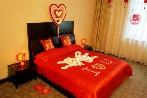 Dalian Friendship Hotel, Отели  Далянь - big - 14