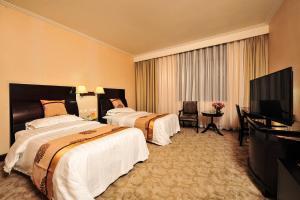 Dalian Friendship Hotel, Отели  Далянь - big - 7