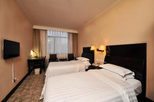 Dalian Friendship Hotel, Отели  Далянь - big - 5