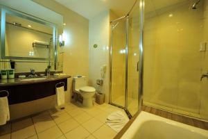 Dalian Friendship Hotel, Отели  Далянь - big - 3