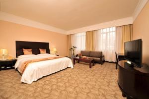 Dalian Friendship Hotel, Отели  Далянь - big - 17