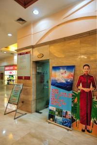 Dalian Friendship Hotel, Отели  Далянь - big - 21