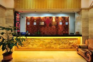 Dalian Friendship Hotel, Отели  Далянь - big - 18