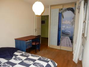Appartement Antigone, Apartments  Montpellier - big - 12