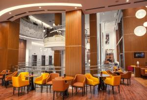 Отель RADISSON BLU HOTEL CHELYABINSK - фото 20
