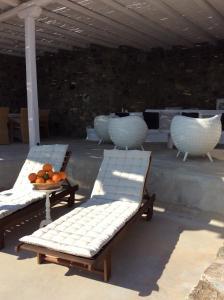 Villa Panorama, Vily  Panormos Mykonos - big - 33